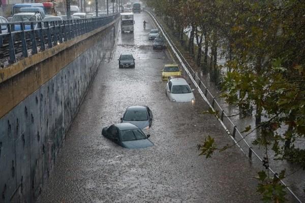 Βουλγαρία: Προειδοποιεί την Ελλάδα για πλημμύρες τις επόμενες ημέρες!