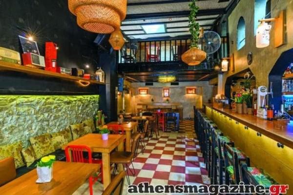 Psyrra: An authentic cult bar with a Cuban breeze!