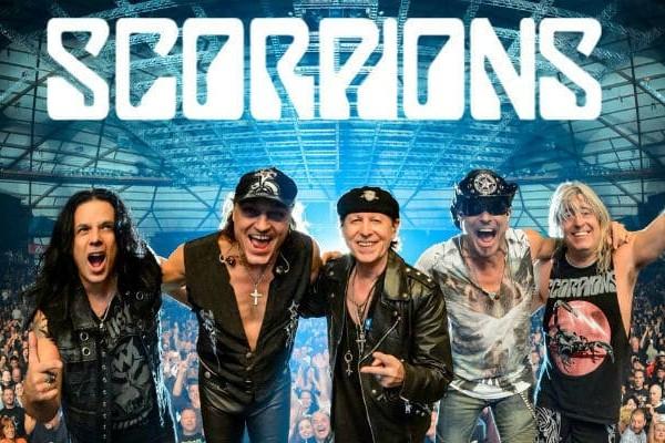 Κυκλοφοριακές ρυθμίσεις την Δευτέρα για τη συναυλία των Scorpions! Δείτε πως θα κινηθείτε