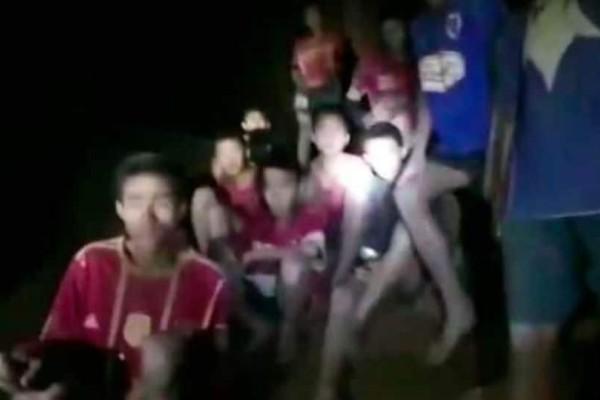 Ταϊλάνδη: Τα εγκλωβισμένα παιδιά μπορεί να μείνουν έως και 4 μήνες στο σπήλαιο!