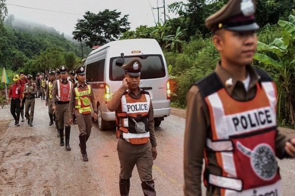 Ταϊλάνδη: Οκτώ παιδιά έχουν βγει στο φως! Αύριο η συνέχεια της επιχείρησης