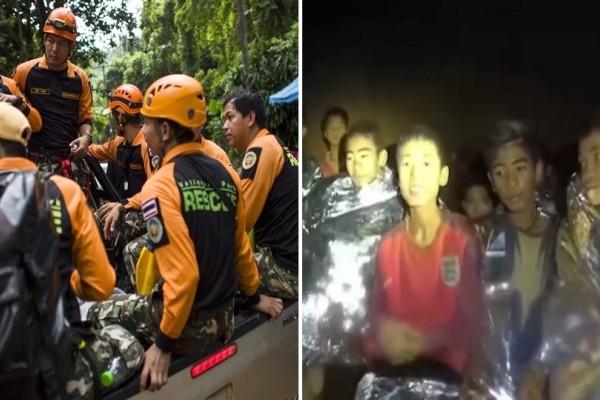 Ταϊλάνδη: Ξεκινά η επιχείρηση διάσωσης των εγκλωβισμένων παιδιών!