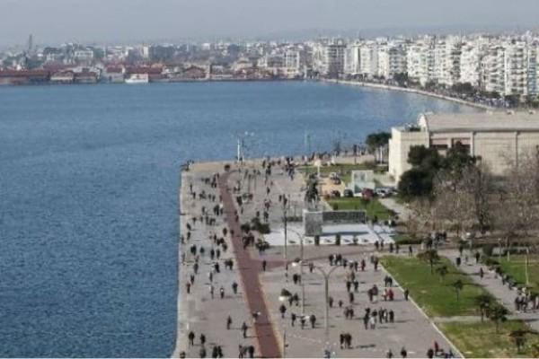 Χωρίς νερό για 10 ώρες περιοχές της Θεσσαλονίκης!