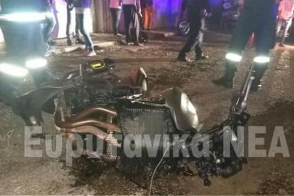 Σοκαριστικό τροχαίο στο Καρπενήσι: Νεκροί και οι 2 οδηγοί - Ηλικίας 21 και 30 ετών! (Photos)