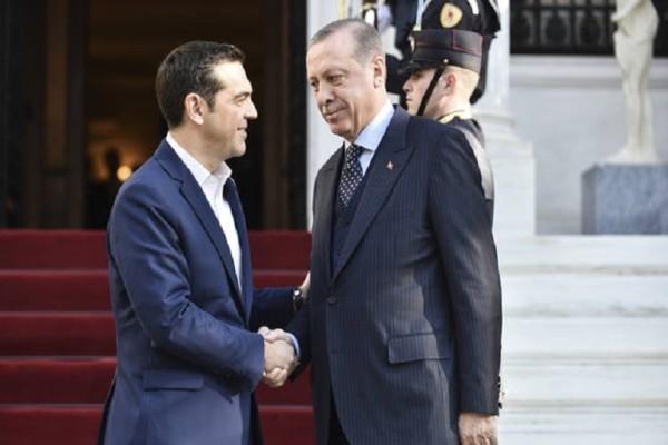 Την Πέμπτη η συνάντηση Τσίπρα - Ερντογάν!
