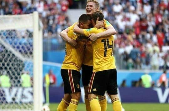 Μουντιάλ 2018: Tο Βέλγιο τρίτο στη κατάταξη με 2-0