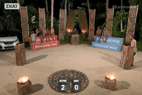 Survivor 2:  Αυτός είναι ο παίκτης που κέρδισε το αυτοκίνητο! (Video)