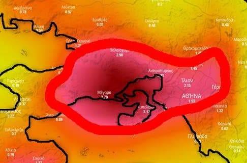 Ο Καλλιάνος προειδοποιεί: Ισχυρές καταιγίδες στην Αττική την Κυριακή -Ποιες περιοχές θα πληγούν
