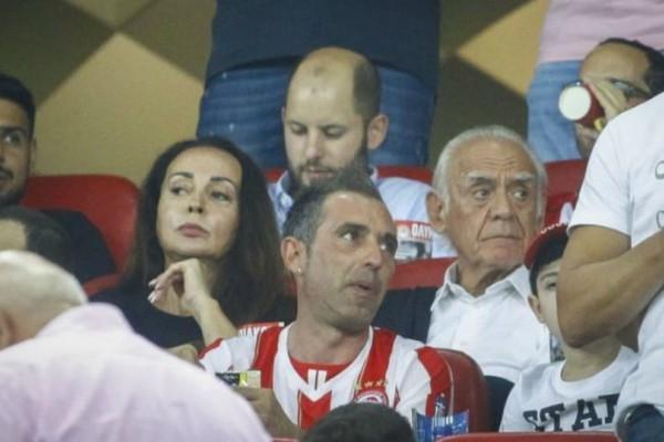 Τσοχατζόπουλος - Σταμάτη: Ξανά στο Καραϊσκάκη για να δουν τον Ολυμπιακό!