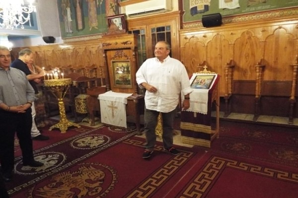 Τις διακοπές του στη Λευκάδα κάνει ο Κώστας Καραμανλής! - Οι βόλτες, οι ταβέρνες και selfies του πρώην πρωθυπουργού! (Photo)