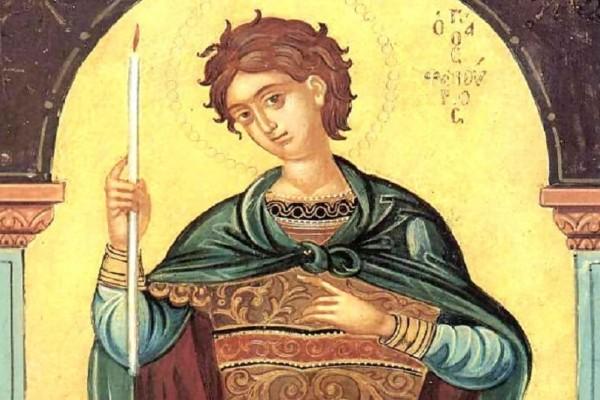 Ποιος ήταν ο Άγιος Φανούριος, η μνήμη του οποίου τιμάται στις 27 Αυγούστου από την εκκλησία!