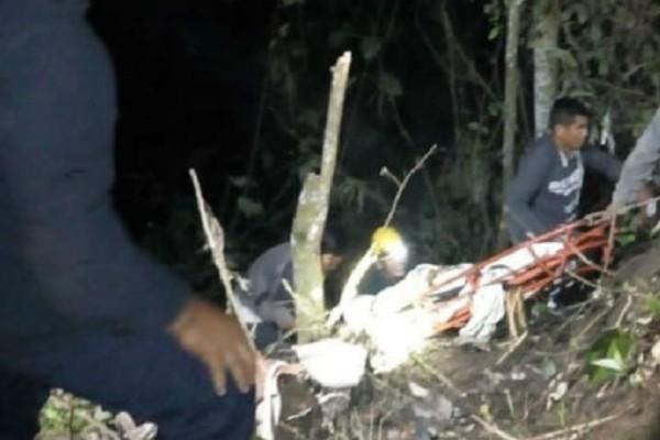Τραγωδία: Λεωφορείο έπεσε σε χαράδρα - Τουλάχιστον οκτώ νεκροί!