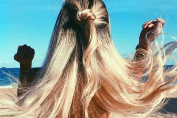 Έτσι θα προστατεύσεις τα μαλλιά (και το χρώμα σου) αυτό το καλοκαίρι!