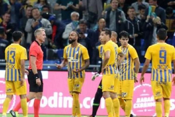 Europa League: Αποκλείστηκε στα πέναλτι ο ΑΠΟΕΛ!