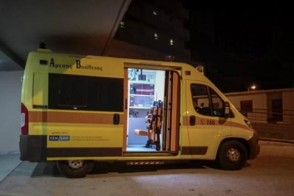 Σοκ στην Θεσσαλονίκη: Νεκρός οδηγός από ανατροπή νταλίκας