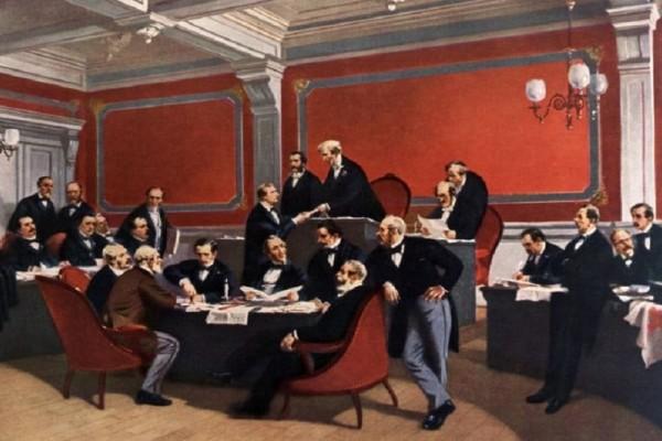 Σαν σήμερα στις 22 Αυγούστου το 1864 ιδρύθηκε ο Ερυθρός Σταυρός!
