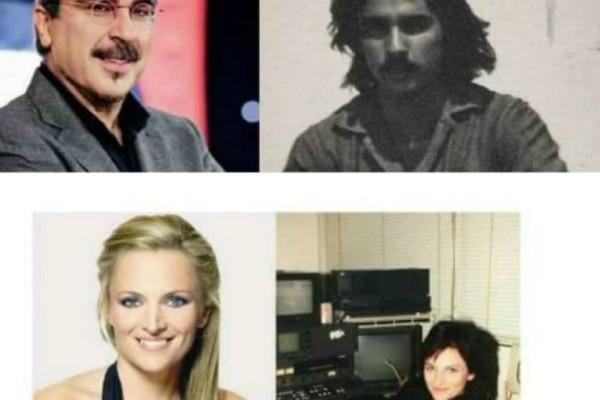 Διάσημοι Έλληνες που άλλαξαν απίθανα... Δείτε τους στα νιάτα τους!