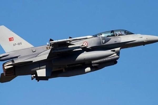 Νέες τουρκικές προκλήσεις: Εννέα παραβιάσεις του εναέριου χώρου τουρκικά F-16 στο Αιγαίο!