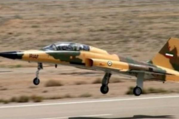 Συνετρίβη μαχητικό F5 στο Ιράν - Νεκρός ο κυβερνήτης του