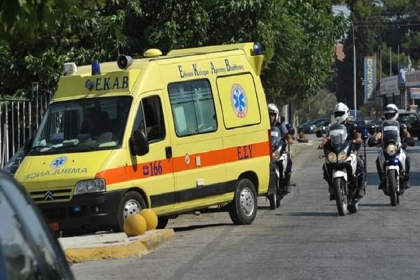 Σοκ στην Κρήτη: Νεκρός άνδρας που έπεσε από τις σκάλες!