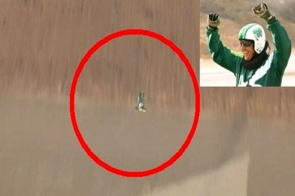 Ένα βίντεο που κόβει την ανάσα! - Έπεσε χωρίς αλεξίπτωτο από ύψος 25.000 ποδών! (Video)