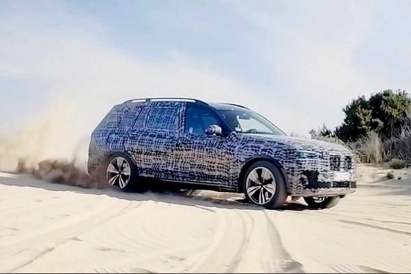 Απίστευτο: Η νέα BMW X7 υποβάλλεται σε σκληρές δοκιμασίες υπό ακραίες συνθήκες! (Video)