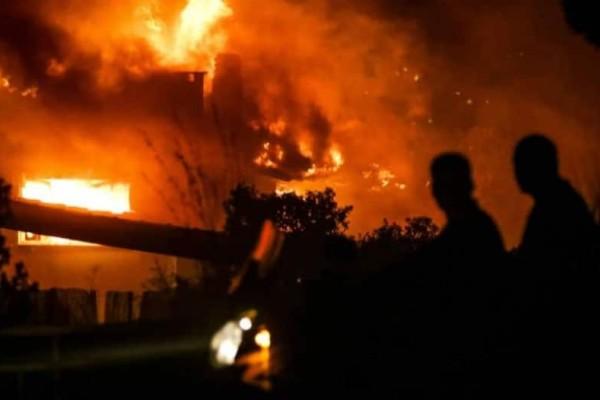 Φωτιά στο Μάτι: Στις 22:10 της Δευτέρας πήγε στο «Αγία Σοφία» το 6 μηνών βρέφος που έχασε τη ζωή του