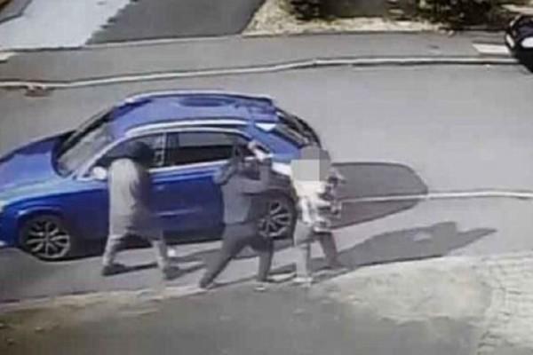 Σούπερ γιαγιά έδιωξε ληστές που προσπάθησαν να κλέψουν το αμάξι της! (video)