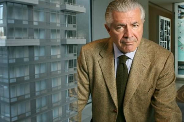 Θλίψη: Έφυγε ο Κώστας Κονδύλης! Ο αρχιτέκτονας που άλλαξε το πρόσωπο της Νέας Υόρκης