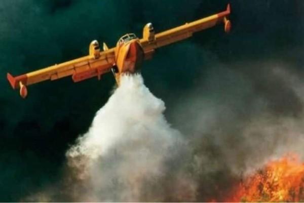 Υπό μερικό έλεγχο η πυρκαγιά στο Κορωπί