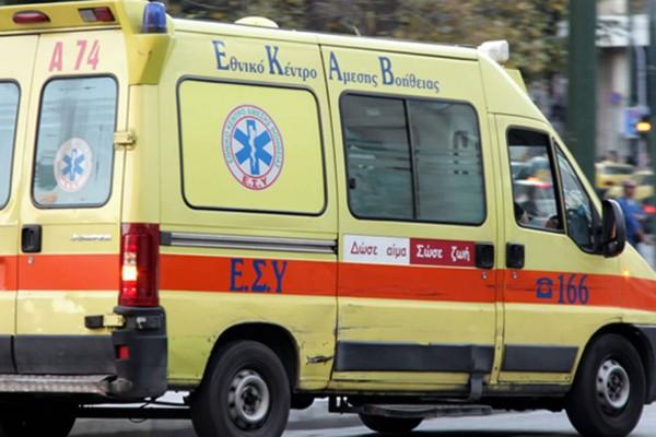 Σαντορίνη: Τραυματίστηκε 39χρονος τουρίστας κάνοντας flyboard
