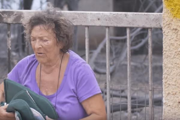 Οι δηλώσεις της πεθεράς του ιδιοκτήτη του οικοπέδου-τάφου στο Μάτι που προκαλούν: Οι 26 άργησαν να έρθουν! (Video)
