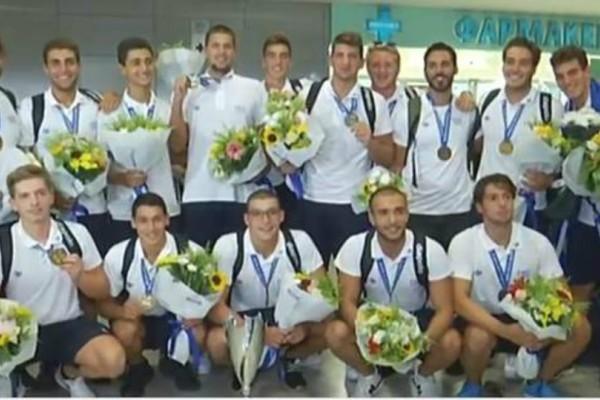 Επέστρεψαν στην Ελλάδα οι Παγκόσμιοι Πρωταθλητές!