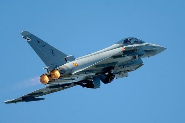 Αδιανόητο: Ισπανικό μαχητικό έριξε πύραυλο στην Εσθονία κατά λάθος!