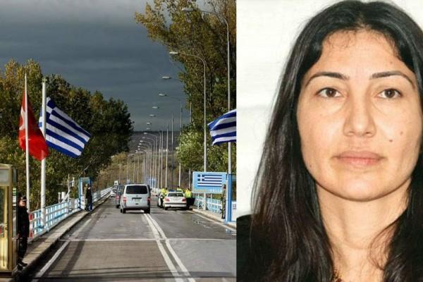 Έως 20 Τούρκοι περνούν καθημερινά από τον Έβρο ζητώντας άσυλο - H Τουρκάλα βουλευτής αφέθηκε ελεύθερη