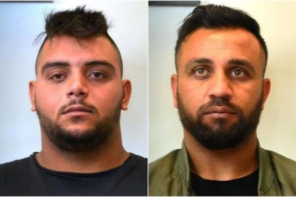 Αυτοί είναι οι ληστές που συνελήφθησαν στην Αγία Παρασκευή! - Στην δημοσιότητα τα στοιχεία τους!