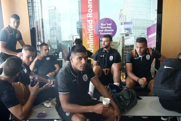 ΠΑΟΚ: Μεγάλη ταλαιπωρία για την ομάδα στην επιστροφή από τη Βασιλεία