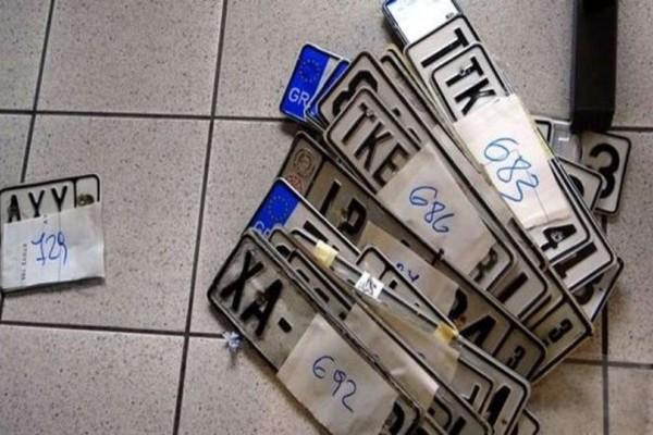 Επιστρέφονται από αύριο όλες οι πινακίδες κυκλοφορίας λόγω Δεκαπενταύγουστου!