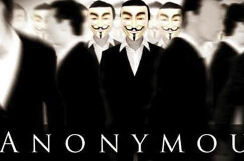 Οι Anonymous Greece επέστρεψαν! Αυτή τη φορά «έριξαν» την ιστοσελίδα της κυβέρνησης (photo)