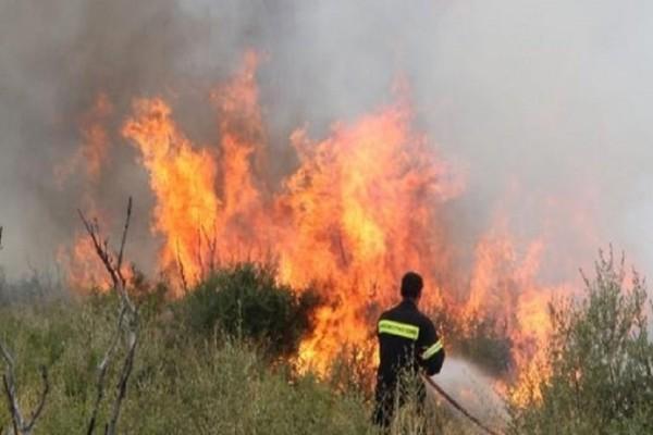 Συναγερμός στην Πάρο: Αναζωπυρώθηκε η φωτιά!