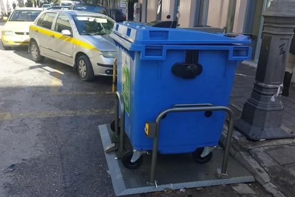 Συναγερμός στην Κρήτη: Στο νοσοκομείο υπάλληλος της καθαριότητας από έκρηξη σε κάδο!