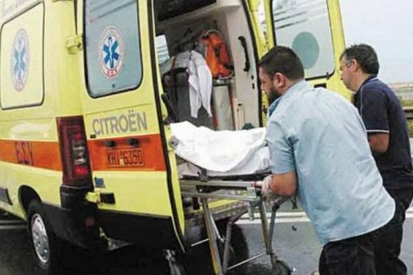 Κι άλλη τραγωδία στην άσφαλτο της Κρήτης: Νεκρός ένας άνδρας μετά από τροχαίο