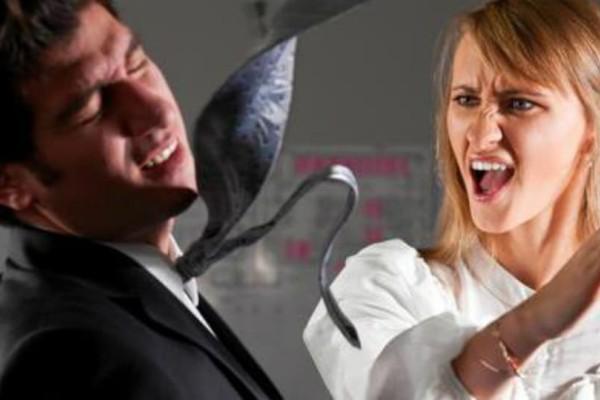 Απίστευτο περιστατικό: Άνδρας καταγγέλλει την σύζυγο του επειδή τον... έδερνε όπου τον έβλεπε!