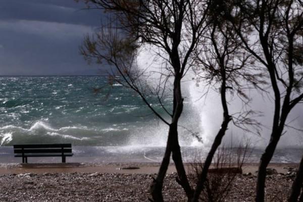 Έκτακτο δελτίο καιρού από την ΕΜΥ:  Πού θα «χτυπήσουν» έντονα φαινόμενα;