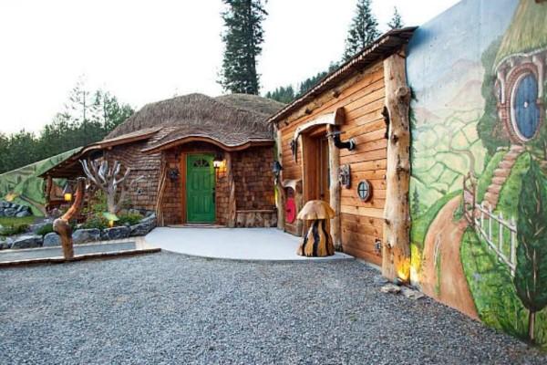 Εσείς γνωρίζετε που βρίσκεται το «the Hobbit House»;