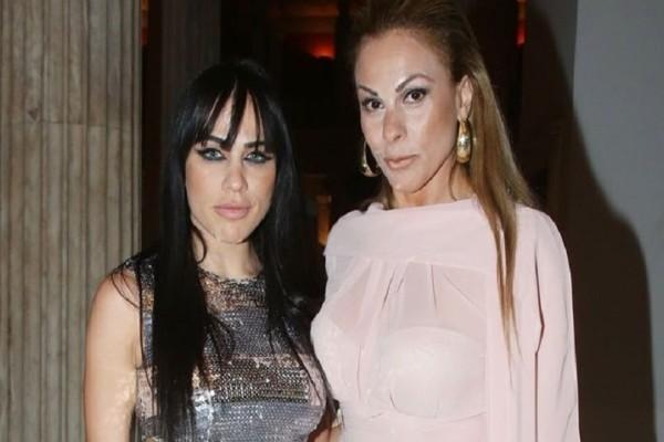 Ζώζα Μεταξά: Έγινε έξω φρενών με την κόρης της, Κόνι! - Τι συνέβη;