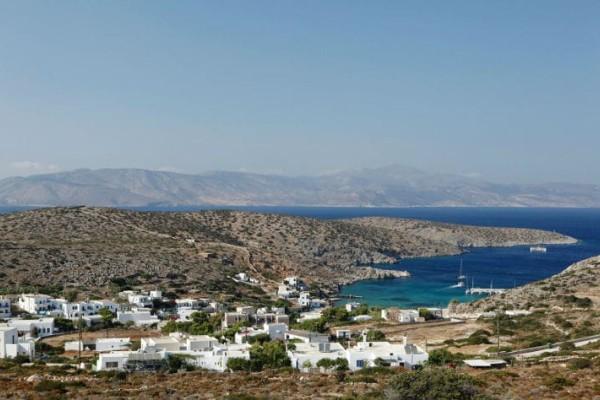 Ηρακλειά: Το νησάκι με τη υπέροχη αρχιτεκτονική