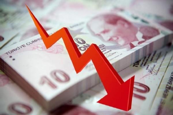 Είδηση-σοκ στην Τουρκία: Πληρώνει 179 δισ. σε 11 μήνες ή χρεοκοπεί!