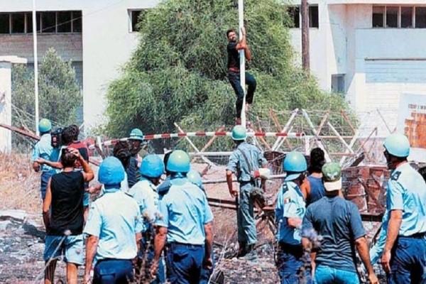 Σαν σήμερα, 14 Αυγούστου 1996, δολοφονείται ο Σολωμός Σολωμού στην Κύπρο!