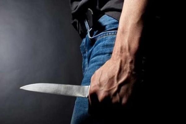 Μαχαίρωσε τον κουμπάρο του γιατί έλεγε ότι η γυναίκα του πήγε με πολλούς άντρες μαζί!